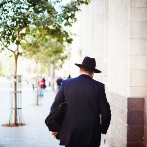 I Bet You Didn't Know Orthodox Jews Have Smokin' Hot Sex Lives