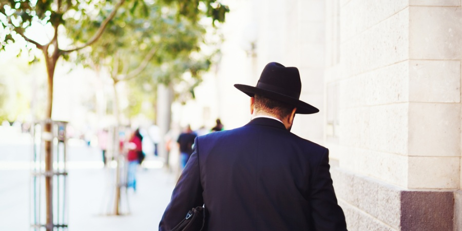 I Bet You Didn't Know Orthodox Jews Have Smokin' Hot SexLives