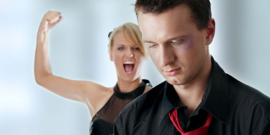 Why Is Domestic Violence Against MenTolerated?