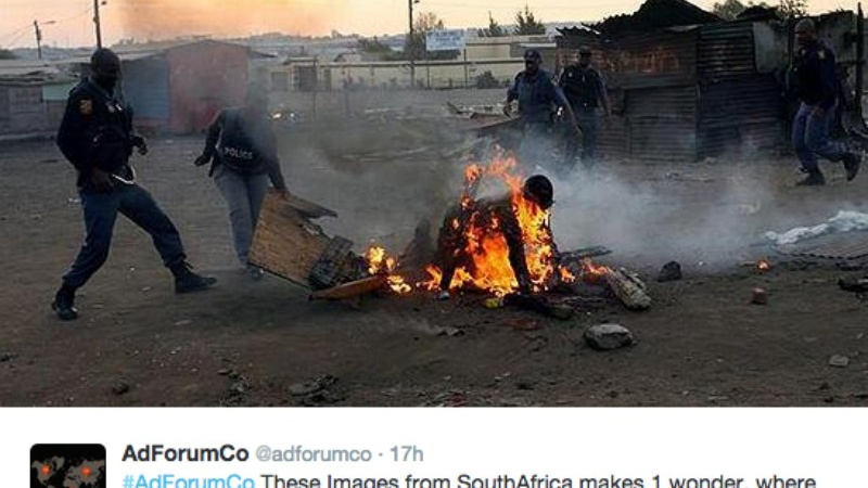 The Xenophobia In South Africa Is Officially Out Of Control