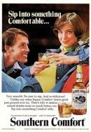 southern comfort ad 1974