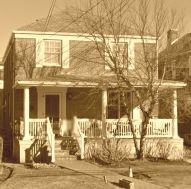 Stefanie's house in Rockaway