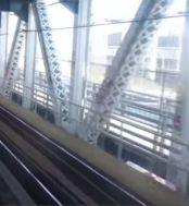 subway over bridge