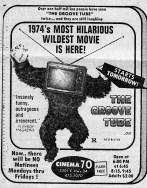 The Groove Tube - September 1974