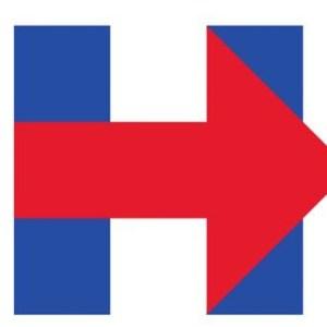 Is The Hillary Campaign Logo A Secret Symbol?