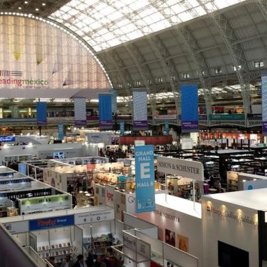 In And Around London Book Fair: Authors, IndieReCon And ALLi's Third Anniversary