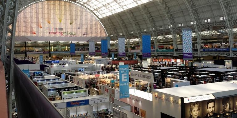 In And Around London Book Fair: Authors, IndieReCon And ALLi's ThirdAnniversary