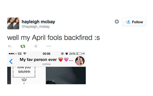 This Teen Pretended To Break Up With Her Boyfriend Over Twitter, But It TotallyBackfired