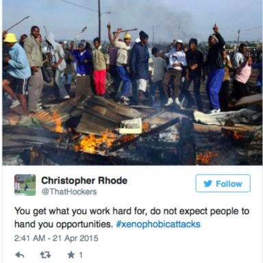 The New Face Of South African Xenophobia Explained