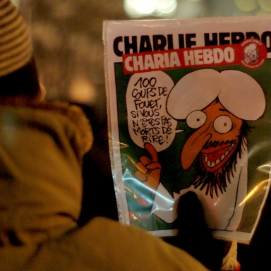 Host Of Muhammed-Drawing Contest Is Apparently Boastful Despite Sunday's Shooting