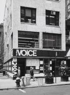 1974 village voice building