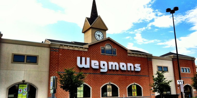 WEGMANS IS COMING TO NEW YORK CITY AND THIS IS THE BEST NEWSEVER