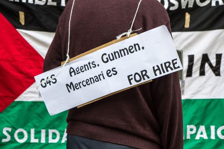via Flickr - Palestine Solidarity Campaign