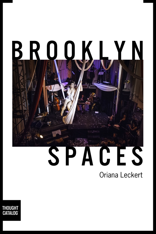 Brooklyn Spaces: 50 Hubs of Culture andCreativity