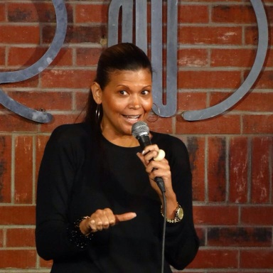 A Black Latina Woman In Comedy Is No Laughing Matter: Getting To Know Aida Rodriguez