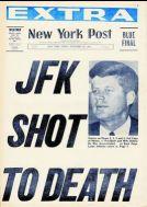 jfk shot to death ny post