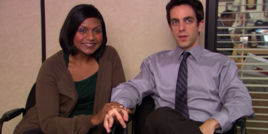 Mindy Kaling And BJ Novak To Write Book About Their TumultuousRelationship