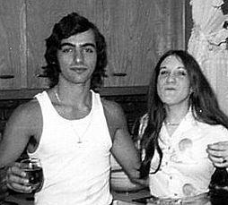 Late April 1975