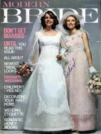 modern bride april 1975