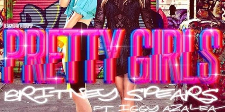 "Britney and Iggy Azalea Officially Drop Summer Anthem ""Pretty Girls"" And It OfficiallySucks"
