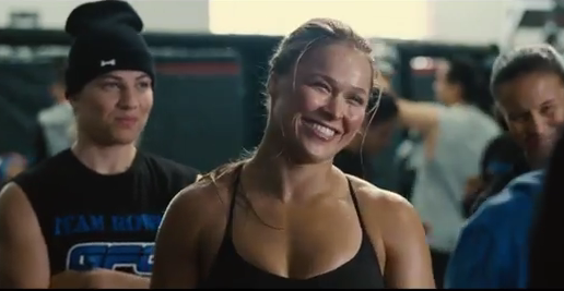 Men Need To Stop Violently Sexualizing Ronda Rousey, The Woman Who Hurts People For Money