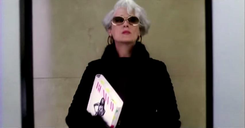 The Devil Wears Prada via YouTube