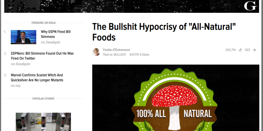 Breaking Down How Chipotle's GMO-Free Initiative Is Pretty Much A Pure Publicity Stunt