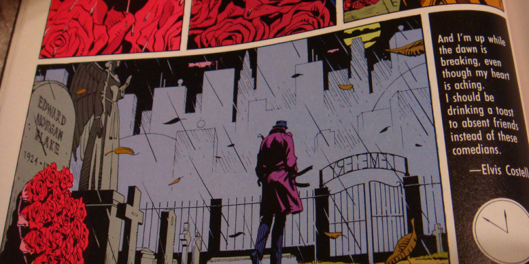 5 Quotes That Solidify The Graphic Novel As A Legitimate LiteraryFormat