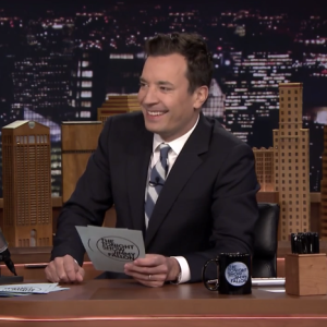 Watch Jimmy Fallon's Hilarious #IGotBusted Hashtag Segment To Brighten Up Your Day