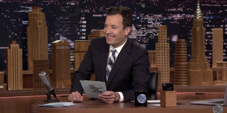 Watch Jimmy Fallon's Hilarious #IGotBusted Hashtag Segment To Brighten Up YourDay