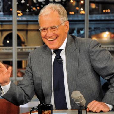 Jimmy Fallon's Heartfelt Tribute To David Letterman Will Leave You Feeling All Warm And Mushy Inside