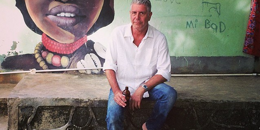 21 Incredible Life Lessons From Anthony Bourdain On Life, Relationships, Travel And Most Importantly – Food