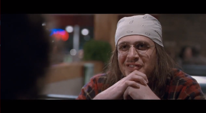 """Watch Jason Segel As David Foster Wallace In The First Trailer For """"The End Of TheTour"""""""