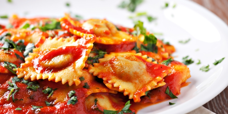 Bad Poetry: An Ode To Ravioli