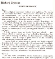 Snakeroots Roman Buildings opening
