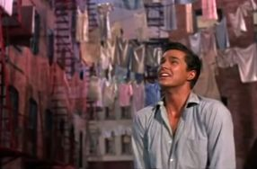 something's coming west side story
