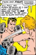 spider man boxing