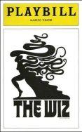 the wiz playbill