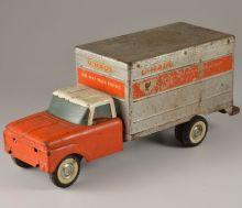 U-Haul truck toy