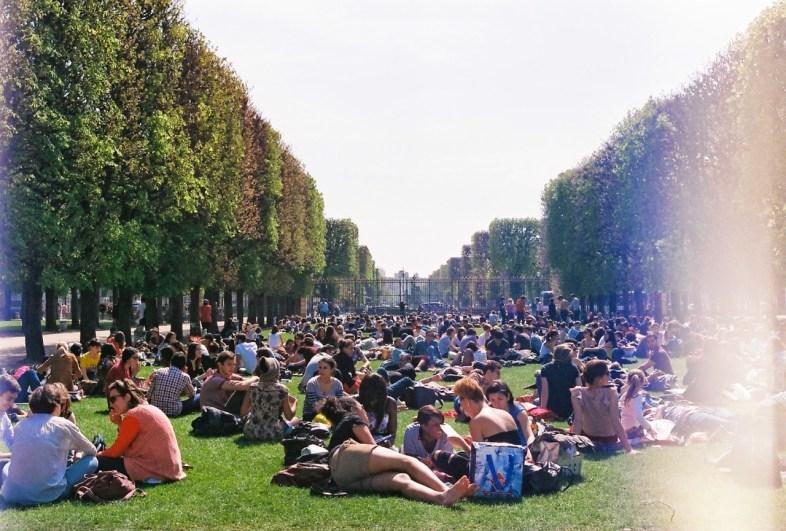 Jardin du Luxembourg // credit: Braudie Blais-Billie
