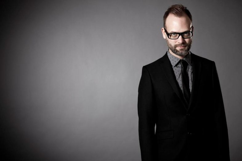 Joby Talbot. Image: Johan Persson