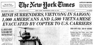 vietnam april 30 surrender
