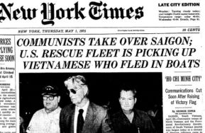 vietnam may 1 communists take over