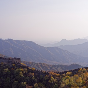 I Went On An Illegal Camping Trip On The Great Wall Of China