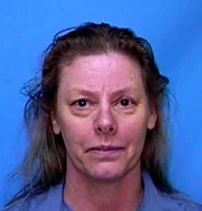 Aileen Wuornos /// (Florida Department of Corrections)