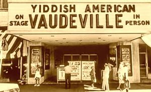 yiddish-american vaudeville