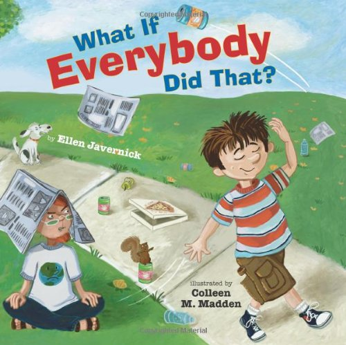 Amazon / What If Everybody Did That? by Ellen Javernick