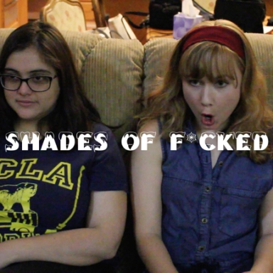 """We Got Drunk And Watched """"Fifty Shades Of Grey"""" – Here's What Happened"""