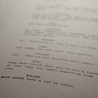 I Barely Graduated High School, But I Managed To Find A Career As A Screenwriter And Consultant