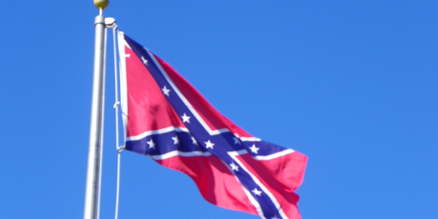 What I, A Black Texan, Think Of The Confederate Flag